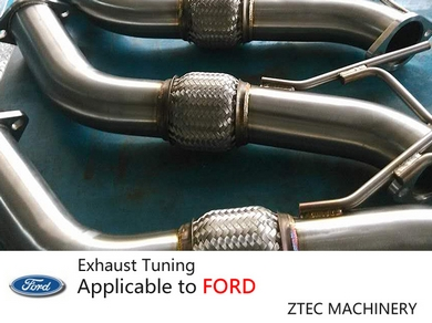 Exhaust Tuning Applicable to FORD