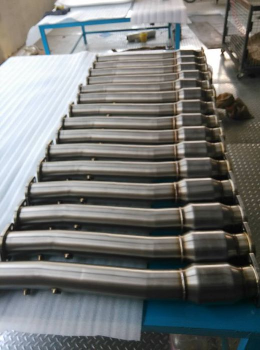 Exhaust Pipes OEM